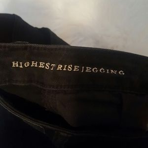 American Eagle Outfitters Jeans - American Eagle highest rise jegging black 8R